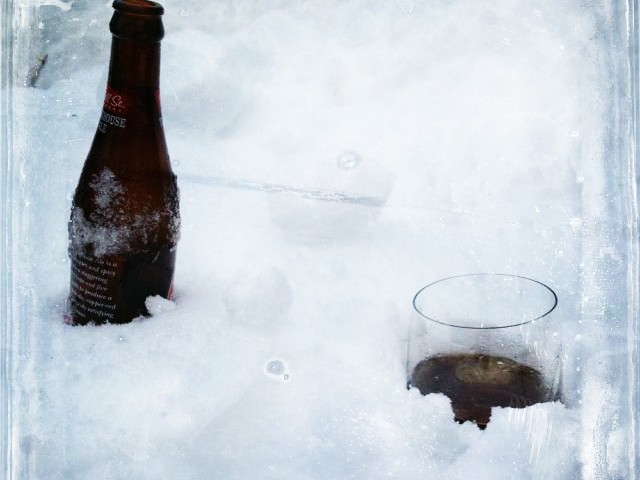 """Finding the Beauty #74 """"Your Drink is Always Cold"""""""