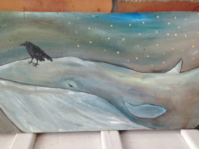 The Mysterious Tale of the Raven and the Whale